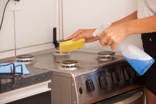 洗剤かぶれには手に優しい洗剤を