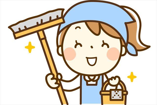 効率的な掃除の手順